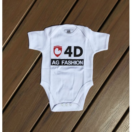 4D Ag Fashion Romper